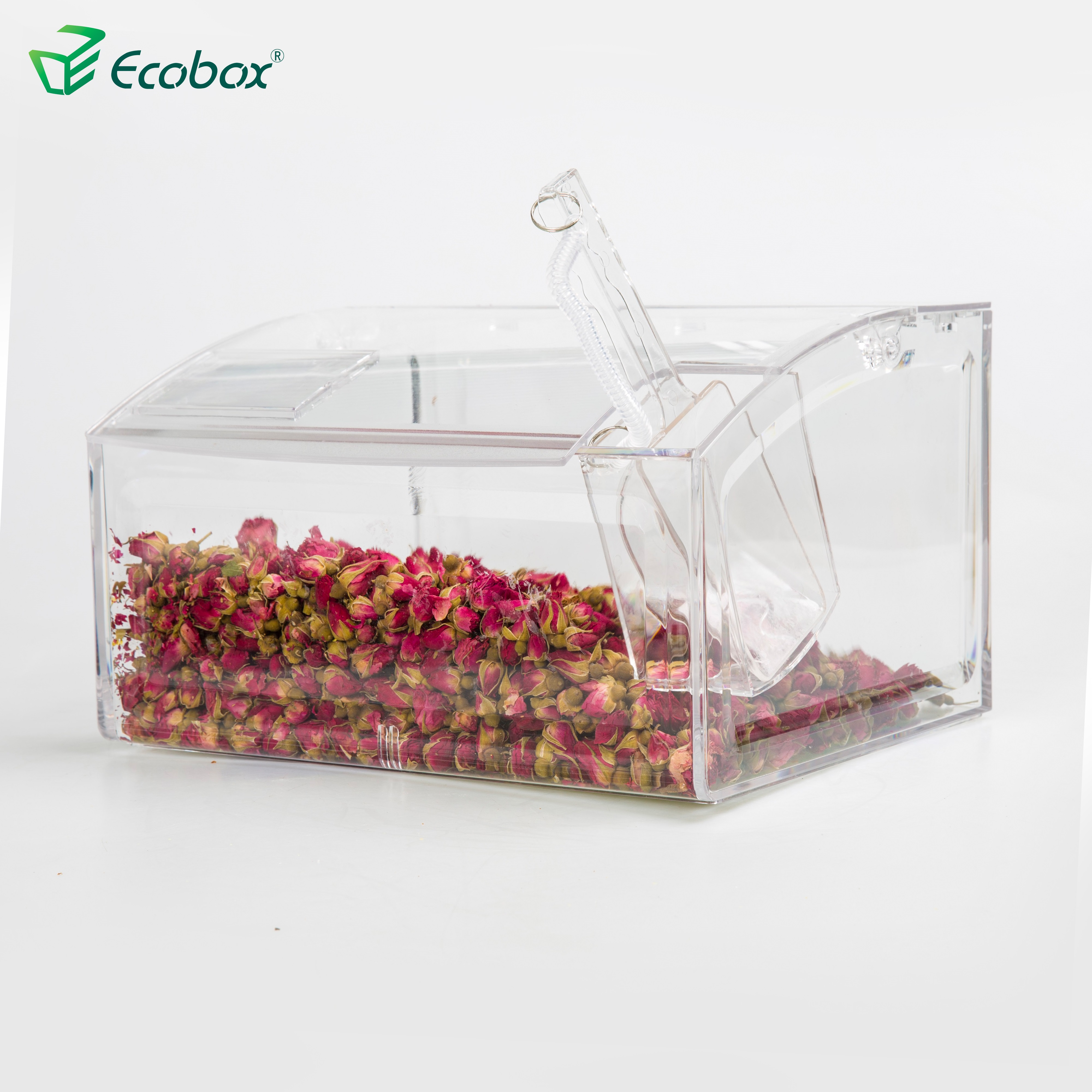 Ecobox Ecofriendly SPH-007 Supermarché bin scoop en vrac pour le magasin